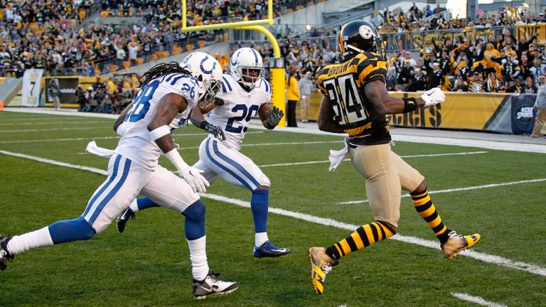 Steelers 51, Colts 34
