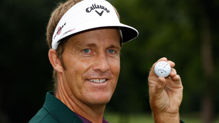 Stuart Appleby shoots 59 to win Greenbrier Classic
