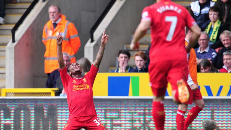 Liverpool 3, Norwich City 2