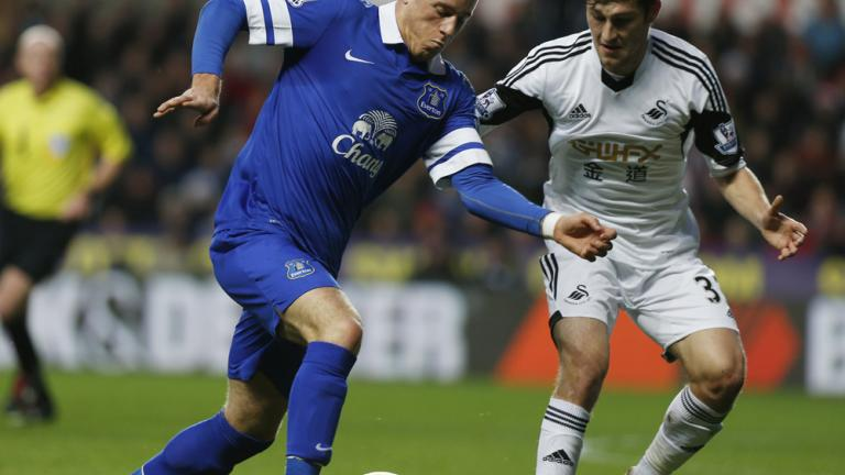Everton 2, Swansea City 1