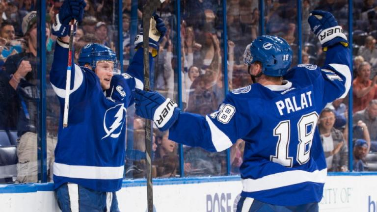 (2) Tampa Bay Lightning: Atlantic Division