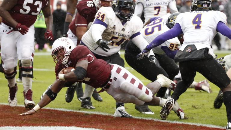 Temple 20, (20) East Carolina 10