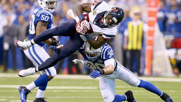 Colts 25, Texans 3
