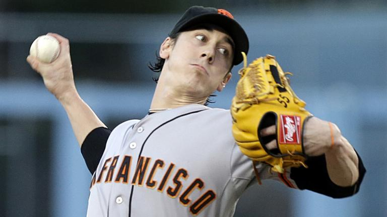 Tim Lincecum (The Freak)