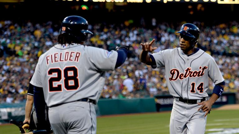 ALDS Game 1: Tigers 3, Athletics 2