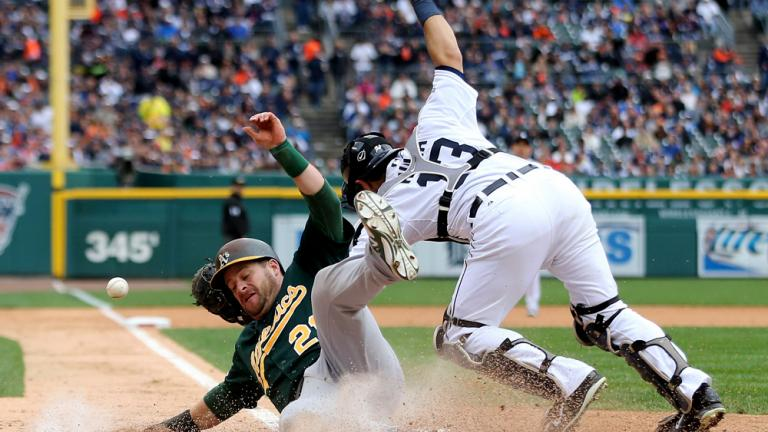 ALDS Game 3: Athletics 6, Tigers 3