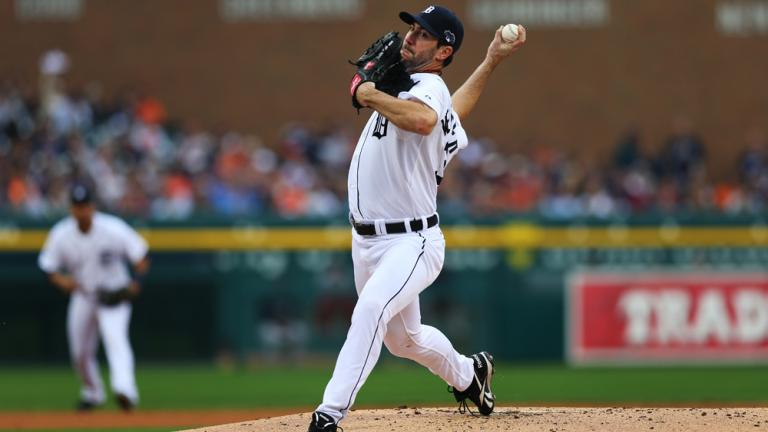 ALCS Game 3: Red Sox 1, Tigers 0