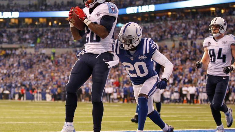 Colts 22, Titans 14
