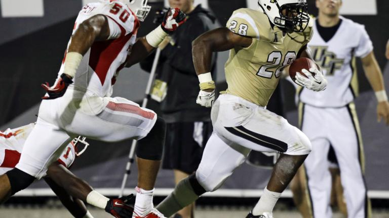 (19) UCF 19, Houston 14
