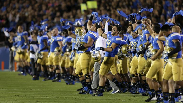 (13) UCLA 59, New Mexico State 13
