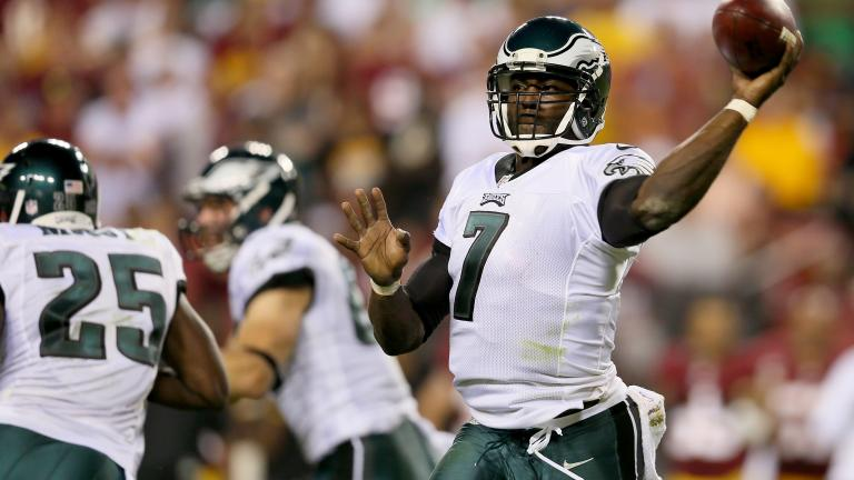 Eagles 33, Redskins 27