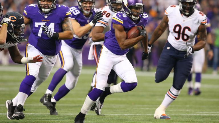 Vikings 23, Bears 20