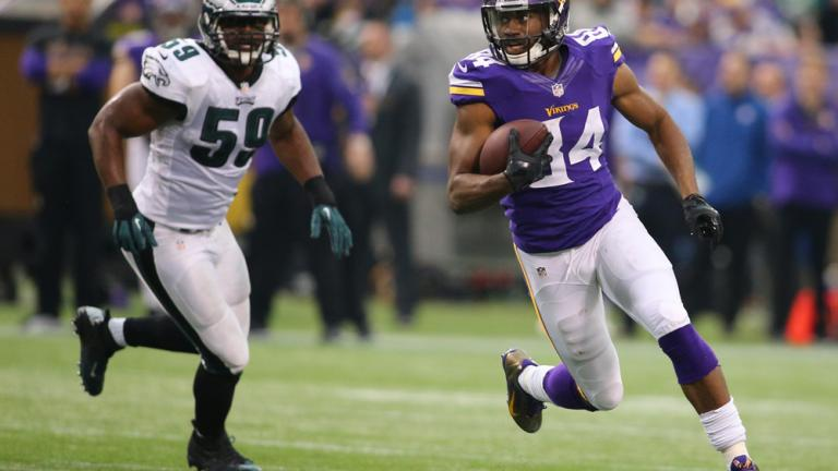 Vikings 48, Eagles 30