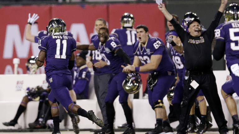 Fight Hunger Bowl: Washington 31, Brigham Young 16