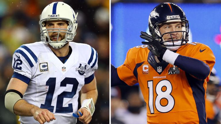 Week 1, Sun., Sept. 7: Colts at Broncos
