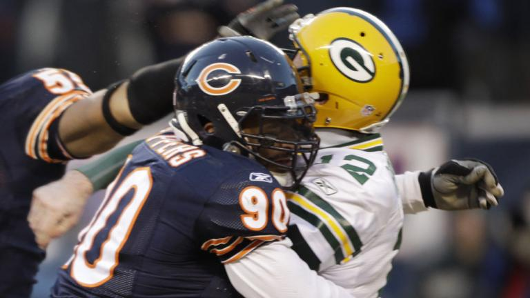 Week 10, Sun., Nov. 9: Bears at Packers