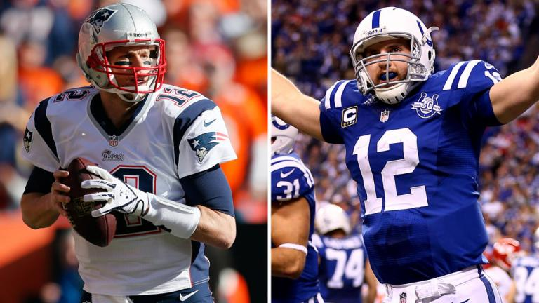 Week 11, Sun., Nov. 16: Patriots at Colts