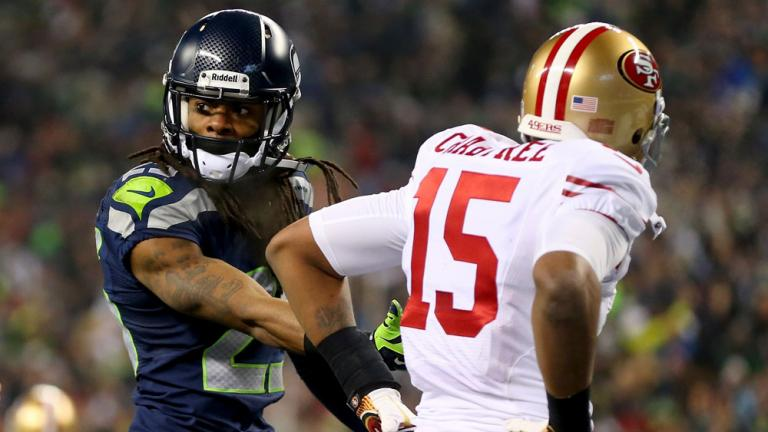 Week 13, Thanksgiving night: Seahawks at 49ers