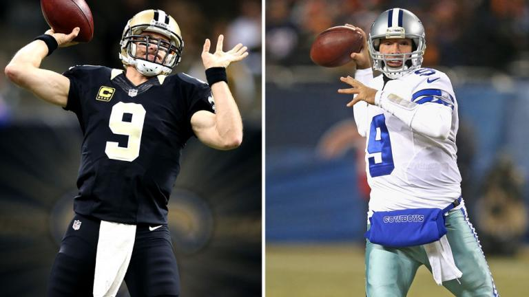 Week 4, Sun., Sept. 28: Saints at Cowboys