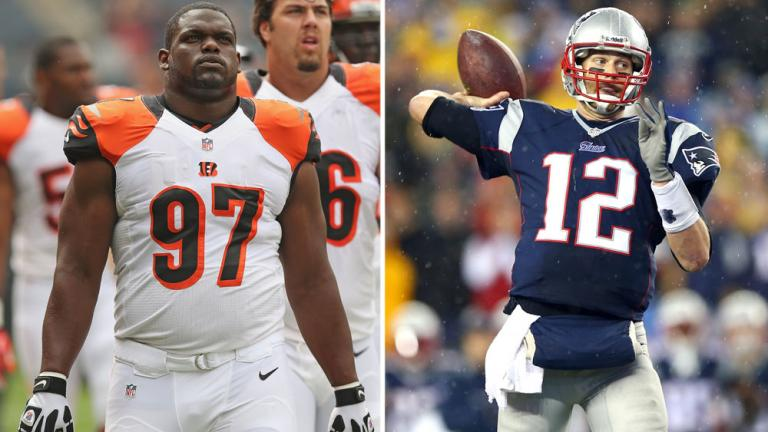 Week 5, Sun., Oct. 5: Bengals at Patriots