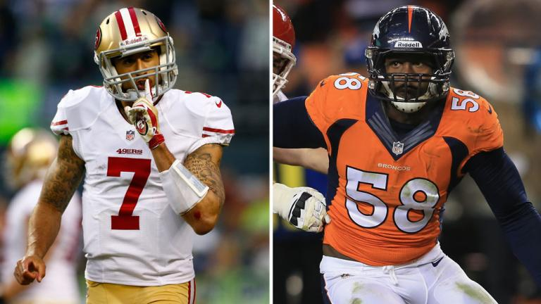 Week 7, Sun., Oct. 19: 49ers at Broncos