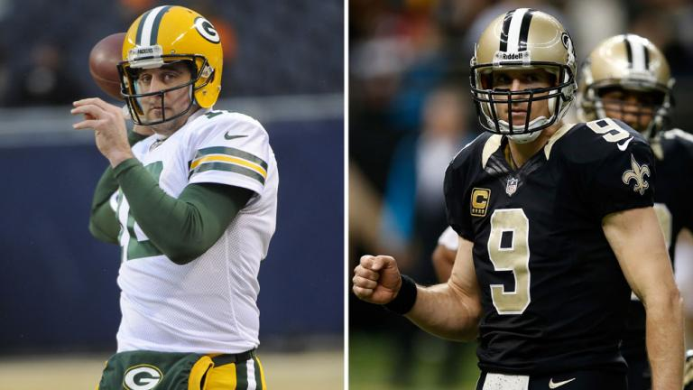 Week 8, Sun., Oct. 26: Packers at Saints