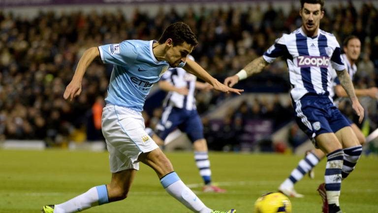 Manchester City 3, West Brom 2