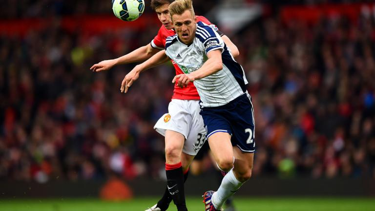 West Brom 1, Manchester United 0