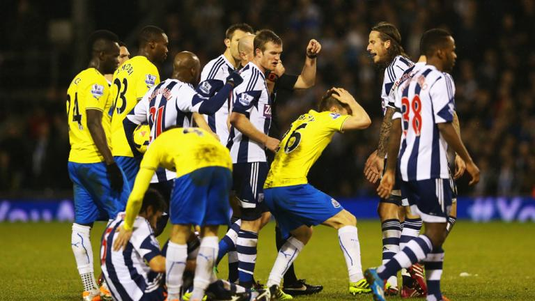 West Brom 1, Newcastle 0