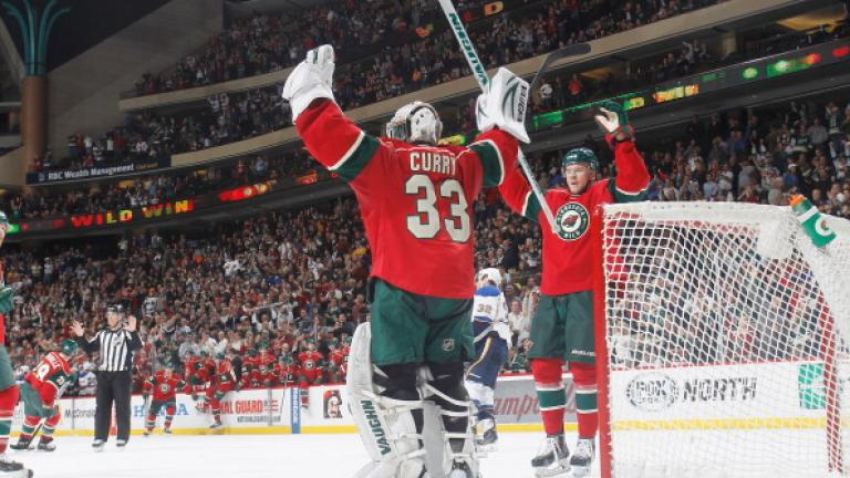 (1) Minnesota Wild: Wild Card West