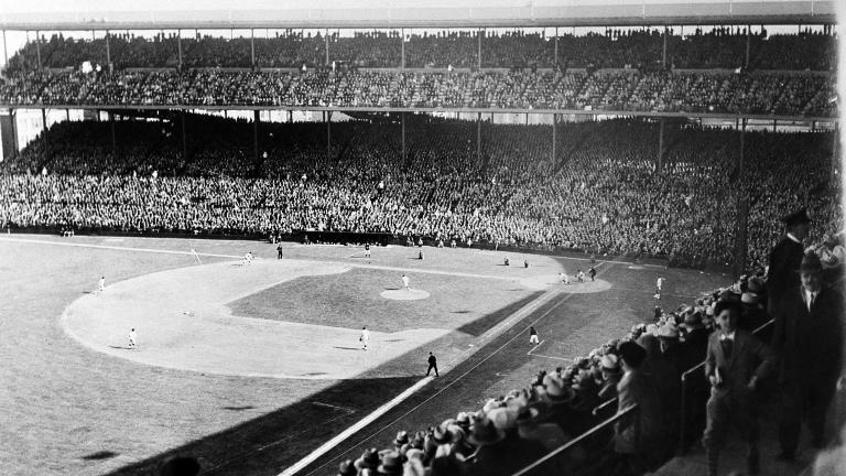Opening Day 1929