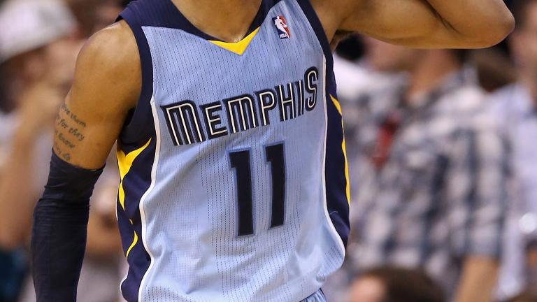 Mike Conley Jr., Guard, Memphis Grizzlies
