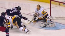 Pittsburgh Penguins 5, Columbus Blue Jackets 4 (OT) Game 3 ...