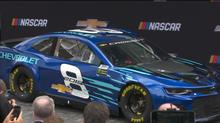 NASCAR drivers react to Chevrolets new Camaro model for 2018 Cup