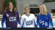 19ce3545f9f U.S. women s hockey team excited for PyeongChang