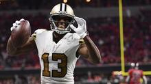 47f34871b New Orleans Saints WR Michael Thomas on pace to shatter records ...