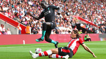 Extended highlights: Southampton 1, Liverpool 2