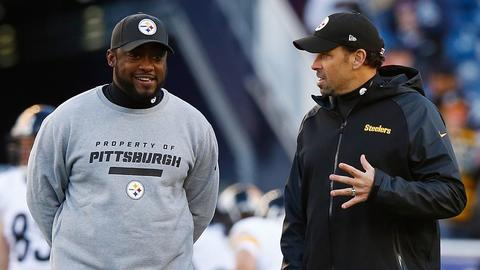Steelers make it official on Todd Haley departure