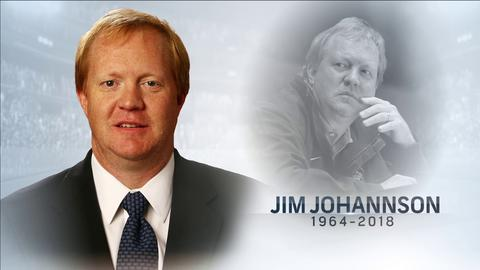 Jim Johannson Was The Quiet Architect Of Dozens Of Medal-winning Hockey Squads