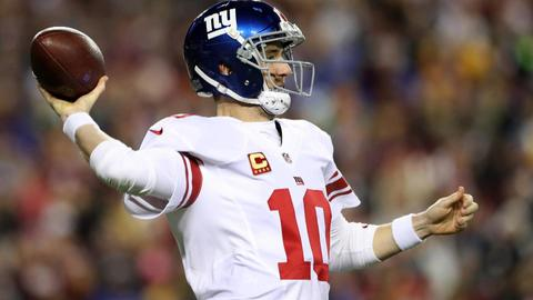Manning's status leaves NYG's No. 2 pick wide open