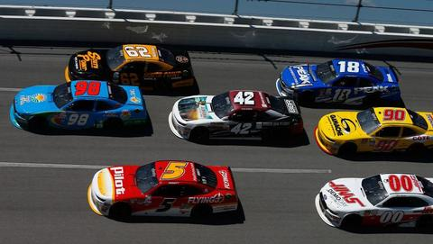 Today's Xfinity race at Talladega: Start time, lineup and more