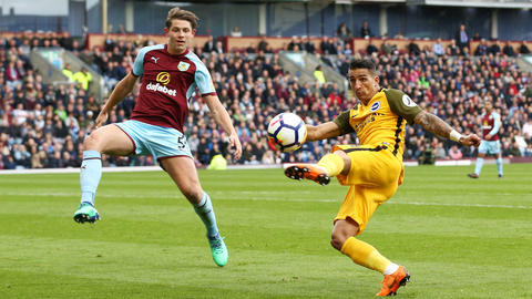 Burnley, Brighton play to scoreless draw