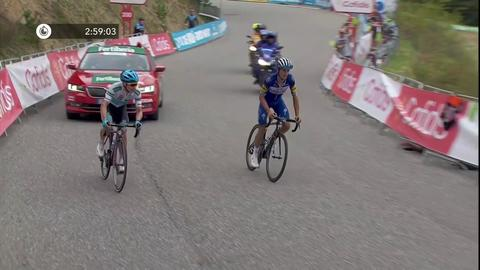 Finish to Stage 20 of 2018 Vuelta a Espana c211957fc