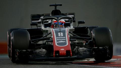 F1 Haas Ends Season On High Note
