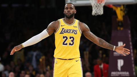 LeBron James  playoff streak ends at 13 years d623f84e8