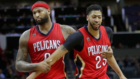DeMarcus Cousins  I knew Pelicans would lose Anthony Davis once they didn t  re-sign me 7752c44ecf5c