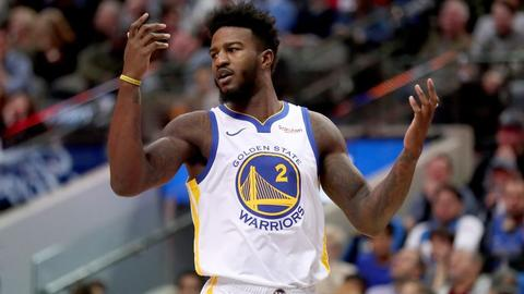 Report  Jordan Bell suspended for charging hotel purchase to Warriors  assistant coach Mike Brown 6598149c8ad3
