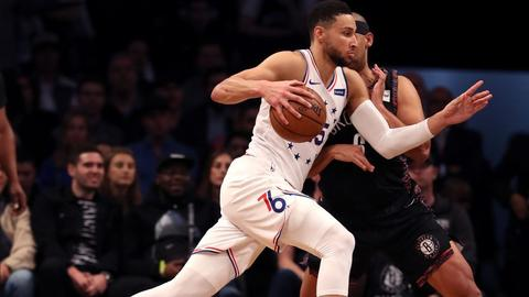 c5633d9d604d Ben Simmons on feud with Jared Dudley   I don t really have energy for it.  It s done