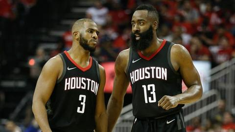 d855cae4 How corrosive is tension between James Harden and Chris Paul in Houston?