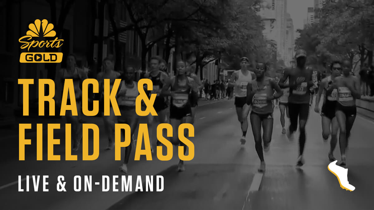 NBC Sports Gold Track and Field Pass
